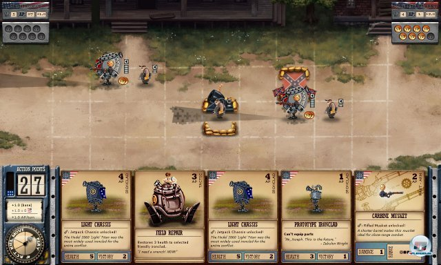 Screenshot - Ironclad Tactics (PC) 92431527
