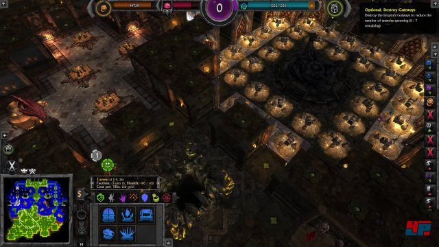 Screenshot - War for the Overworld (PC)