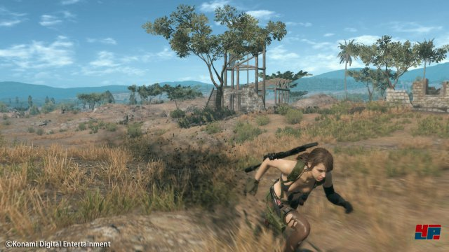 Screenshot - Metal Gear Online (360) 92521234