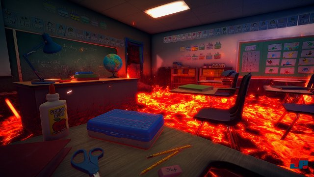 Screenshot - Hot Lava (PC)