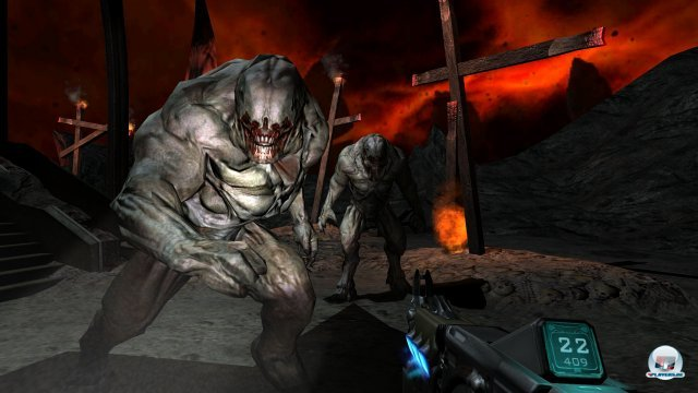 Screenshot - Doom 3 BFG Edition (360) 2380987