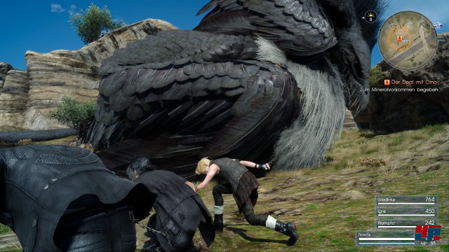 Screenshot - Final Fantasy 15 (PC) 92560922