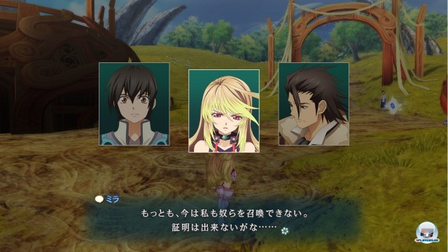 Screenshot - Tales of Xillia (PlayStation3) 2219287
