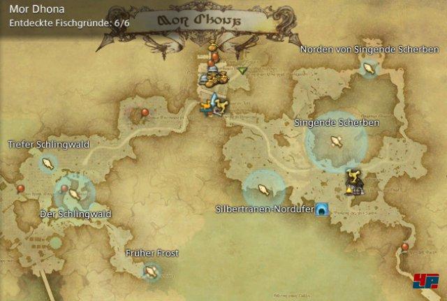 Final Fantasy XIV Online: A Realm Reborn - Fischgründe: Mor Dhona