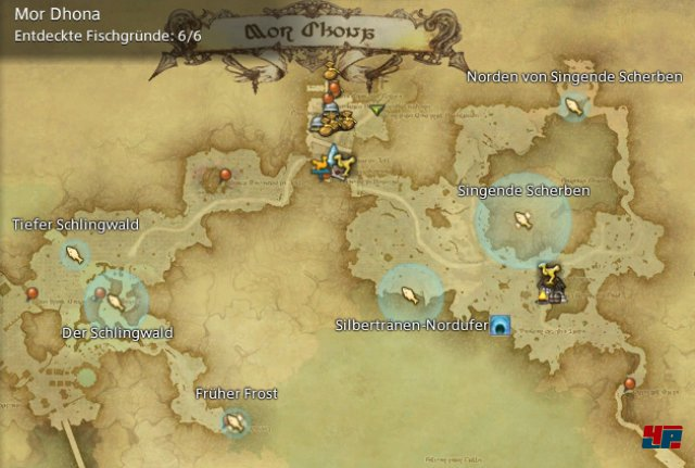 Final Fantasy XIV Online: A Realm Reborn - Fischgr�nde: Mor Dhona
