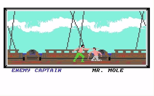<b>Pirates!</b> (1987)<br> Entwickler: Sid Meier<br> Publisher: MicroProse 1748458