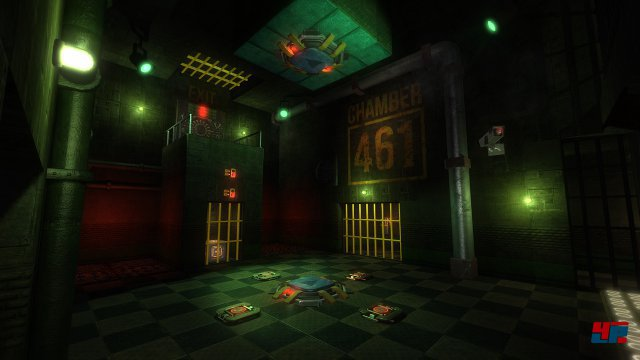 Screenshot - Magnetic: Cage Closed (PC)