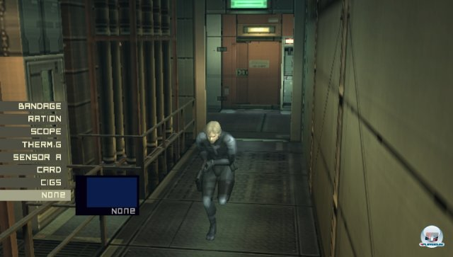 Screenshot - Metal Gear Solid: HD Collection (PS_Vita) 2362697