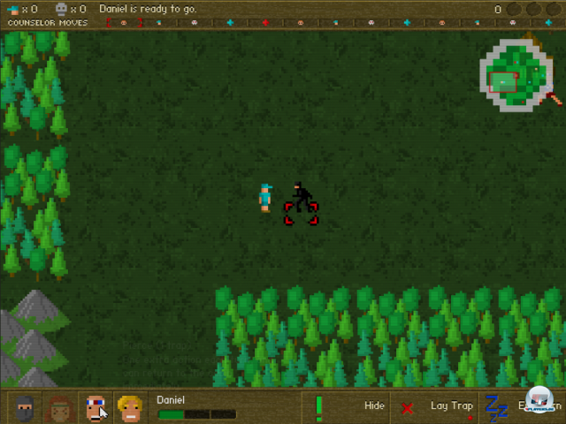 Screenshot - Camp Keepalive (Mac)