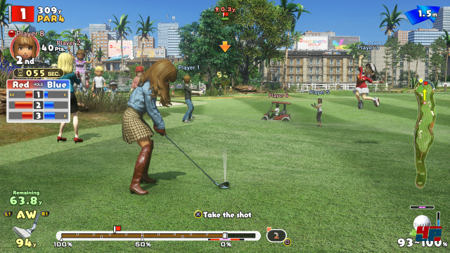 Screenshot - Everybody's Golf (PS4) 92552832