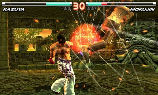 Screenshot - Tekken 3D Prime Edition (3DS) 2281272