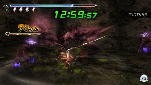 Screenshot - Ninja Gaiden: Sigma 2 (PS_Vita) 92428892
