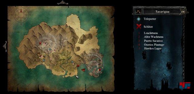 Karte: Takarigua