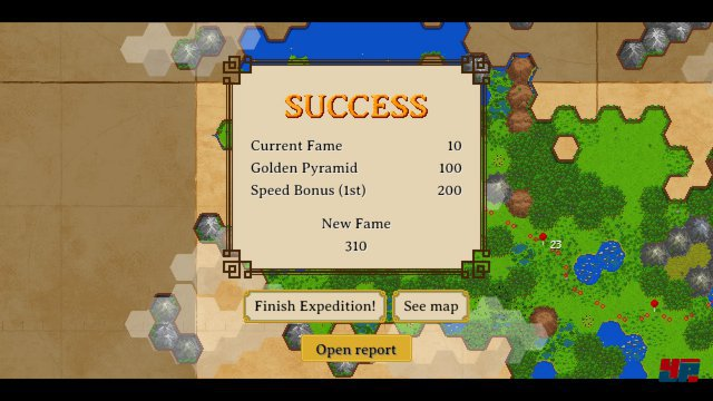 Screenshot - The Curious Expedition (PC) 92532806