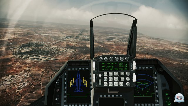 Screenshot - Ace Combat: Assault Horizon (360) 2273037