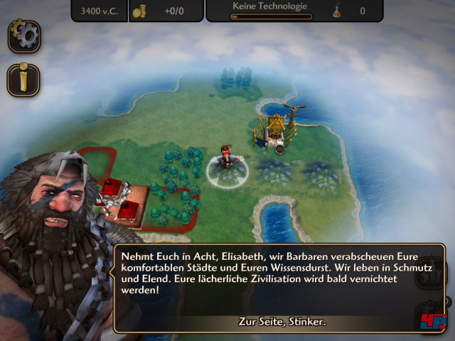 Screenshot - Civilization Revolution 2 (iPad) 92486649