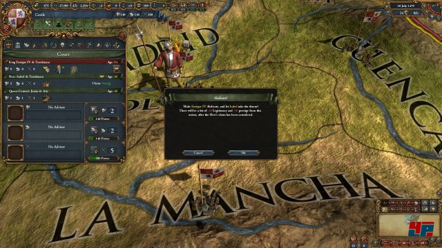 Screenshot - Europa Universalis 4: Rights of Man (PC)