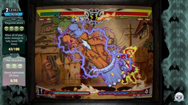 Screenshot - Darkstalkers: Resurrection (360)