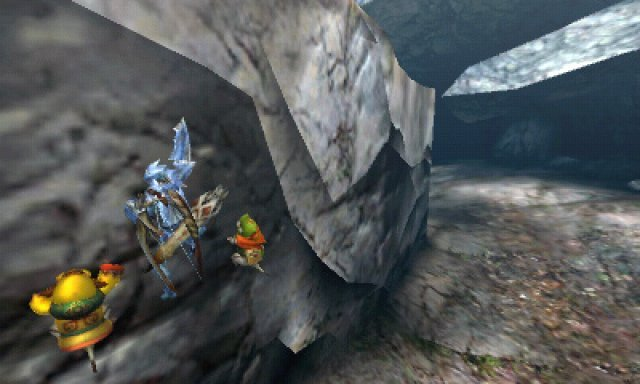 Screenshot - Monster Hunter 4 (3DS) 92398997