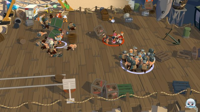Screenshot - When Vikings Attack! (PlayStation3) 2393692