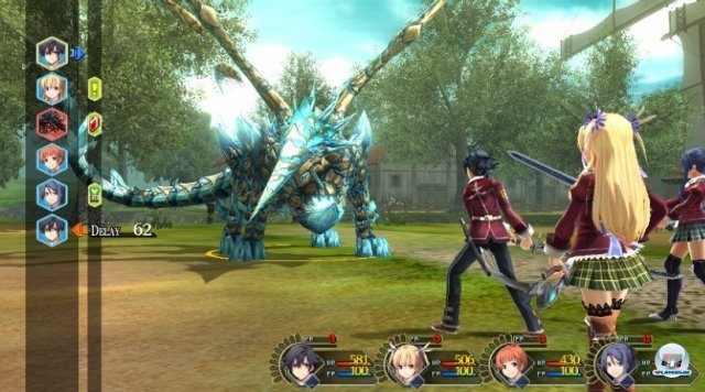 Screenshot - The Legend of Heroes: Sen no Kiseki (PlayStation3)