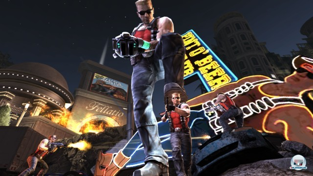 Screenshot - Duke Nukem Forever (PC) 2221657