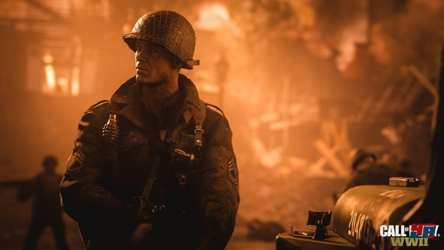 Screenshot - Call of Duty WW2 (PC)