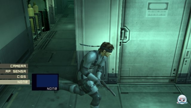 Screenshot - Metal Gear Solid: HD Collection (PS_Vita) 2362672