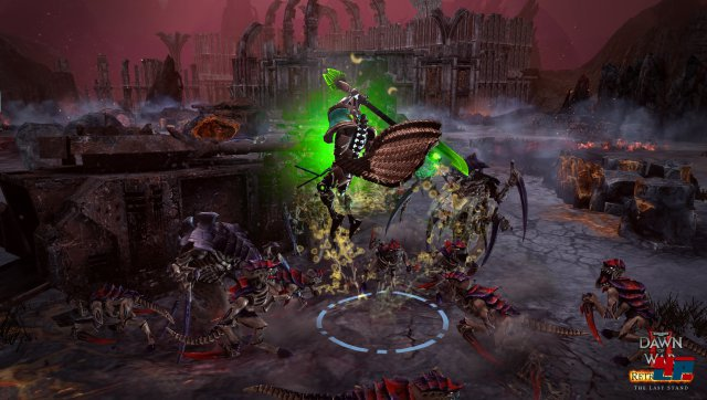 Screenshot - Warhammer 40.000: Dawn of War 2 - Retribution (PC)