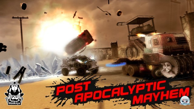 Screenshot - Post Apocalyptic Mayhem (PC)