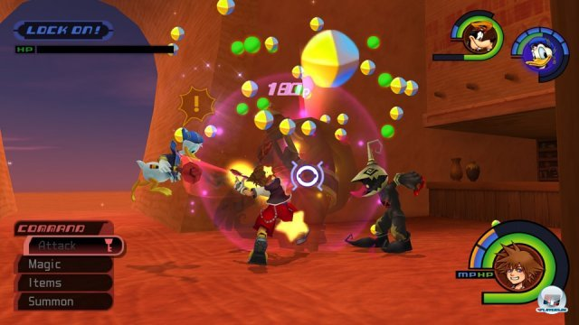 Screenshot - Kingdom Hearts HD 1.5 ReMIX (PlayStation3) 92464639