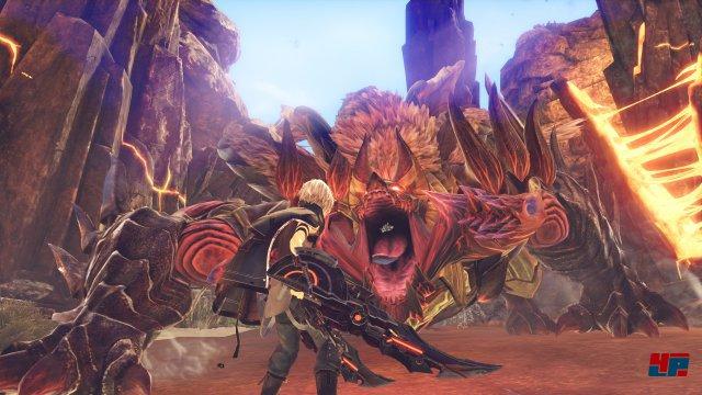 Screenshot - God Eater 3 (PC)
