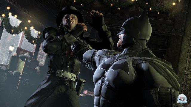 Warners neues Montreal-Studio kümmert sich um Arkham Origins. Rocksteady arbeitet Gerüchten zufolge an einem neuen Spiel - vielleicht dreht es sich um die Ursprünge der Justice League.