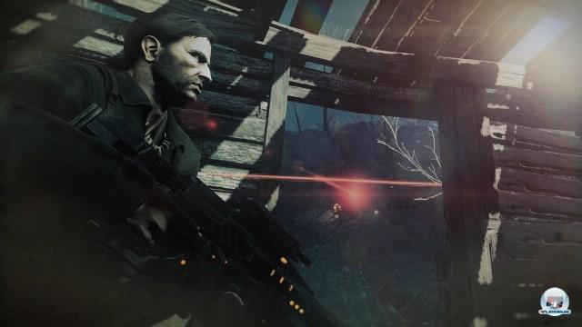Screenshot - Resistance 3 (PlayStation3) 2216888