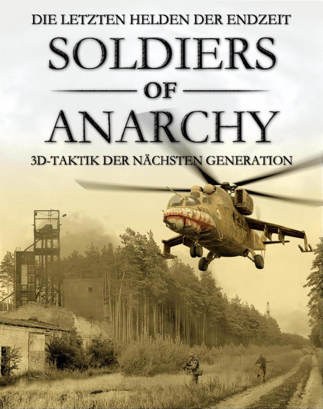 Скачать торрент Soldiers of Anarchy / Солдаты анархии (2002/PC/Rus) torre..