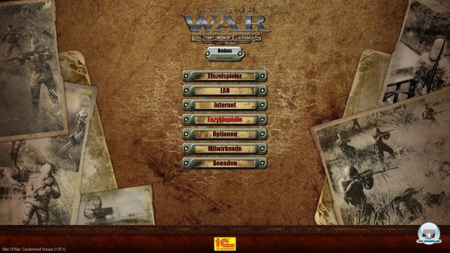 Screenshot - Men of War: Condemned Heroes (PC)