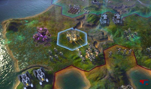 Auf den ersten Blick hat sich nicht so viel seit Civilization 5 getan - es kommen dennoch einige frische Elemente zum Einsatz.