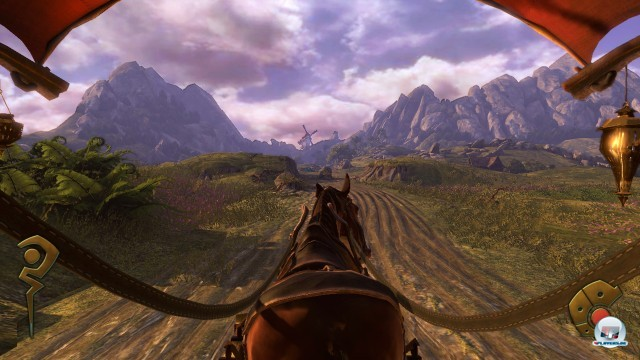 Screenshot - Fable: The Journey (360) 2228048