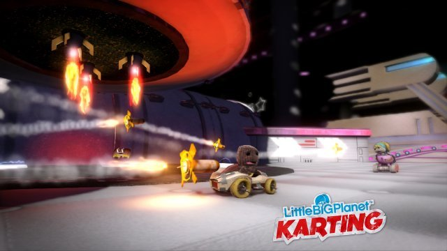 Screenshot - LittleBigPlanet Karting (PlayStation3) 2384597