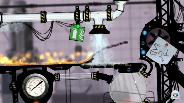 Screenshot - Puddle (Wii_U)