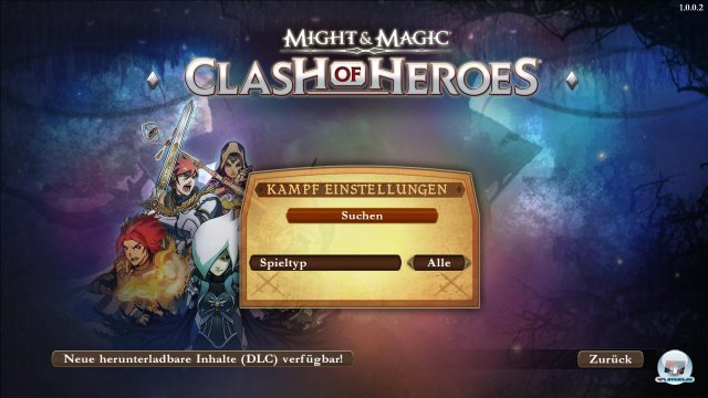 Screenshot - Might & Magic: Clash of Heroes (PC) 2271932