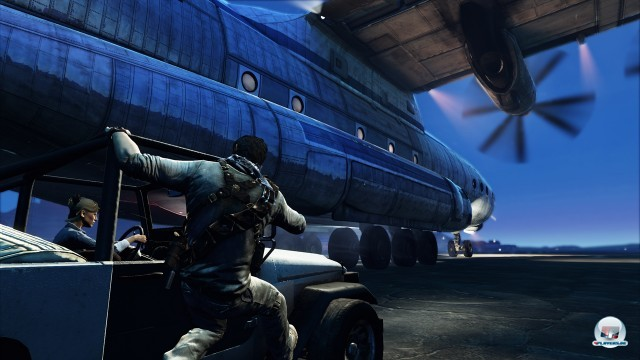 Screenshot - Uncharted 3: Drake's Deception (PlayStation3) 2245577