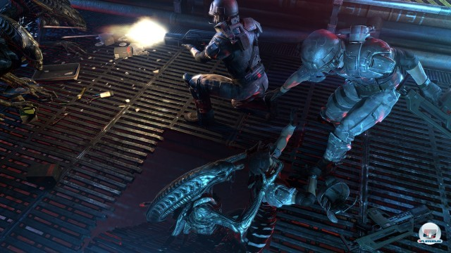Screenshot - Aliens: Colonial Marines (PlayStation3) 2246277