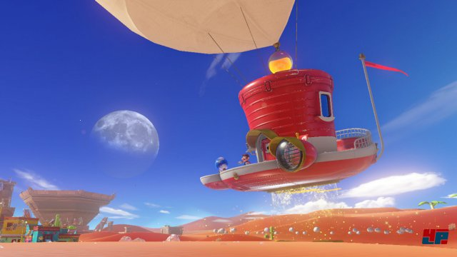 Screenshot - Super Mario Odyssey (Switch)