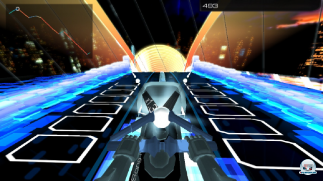 Screenshot - Audiosurf Air (PC)