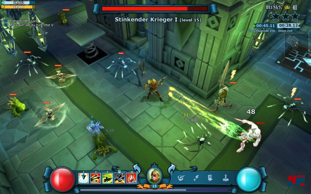 Screenshot - The Mighty Quest for Epic Loot (PC)