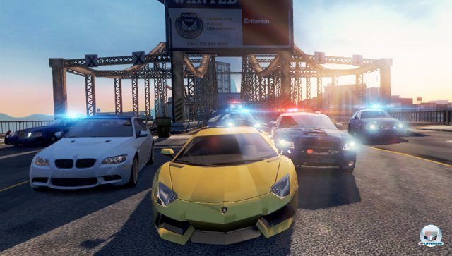 Screenshot - Need for Speed: Most Wanted (PS_Vita) 2390687