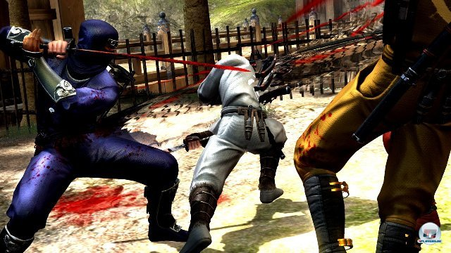 Screenshot - Ninja Gaiden 3 (PlayStation3) 2297602