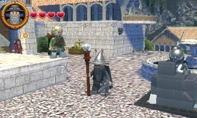 Screenshot - Lego Der Herr der Ringe (3DS) 2388182