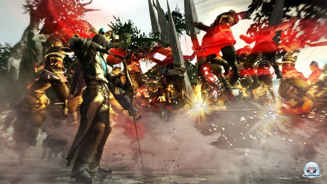 Screenshot - Dynasty Warriors 8 (PlayStation3) 92433542